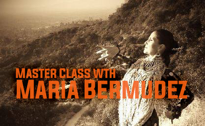 Master Class with Maria Bermudez