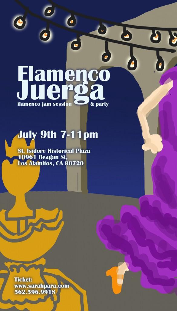 Flamenco Juerga 0709