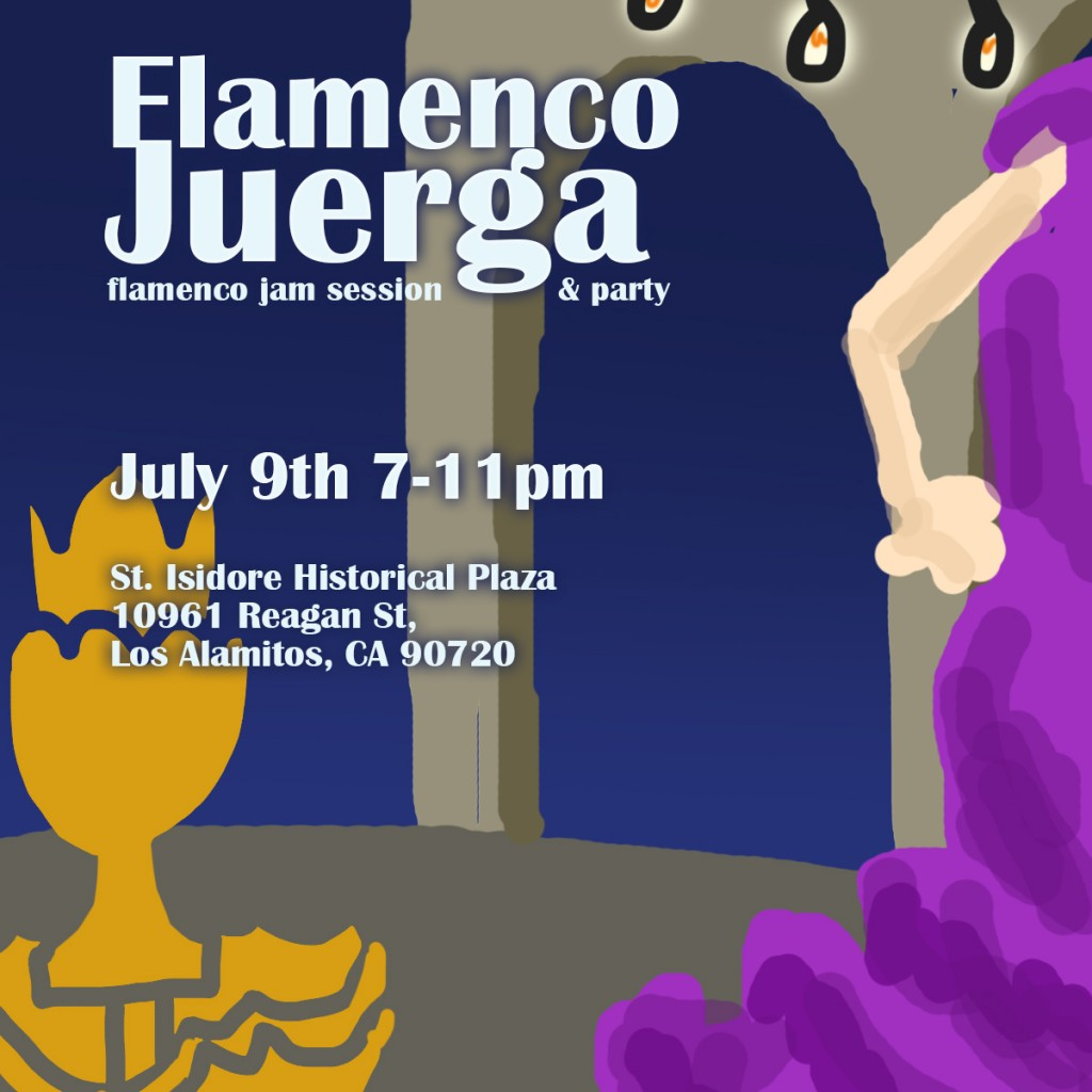 Flamenco Juerga 0709-TN