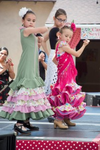 Flamenco at the Rossmoor Community Festival